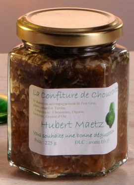 Confiture de choucroute