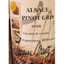 3 x Pinot Gris 2016