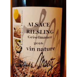 Riesling Nature Geiselmauer 2016