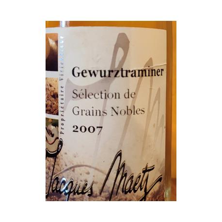 3 x Gewurztraminer Vendanges Tardives 2008