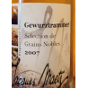 3 x Gewurztraminer 2007 Sélection de grains nobles