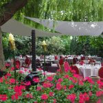 Garden Party au Rosenmeer chez Hubert Maetz