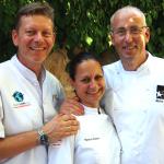Marc Friederich, Patricia Catenne et Hubert Maetz à Andlau 7