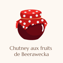 Chutney aux fruits de...