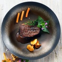 Paleron de bœuf au Pinot Noir