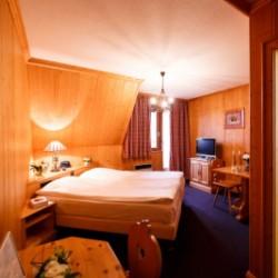 Dîner à l'hôtel - Chambre...