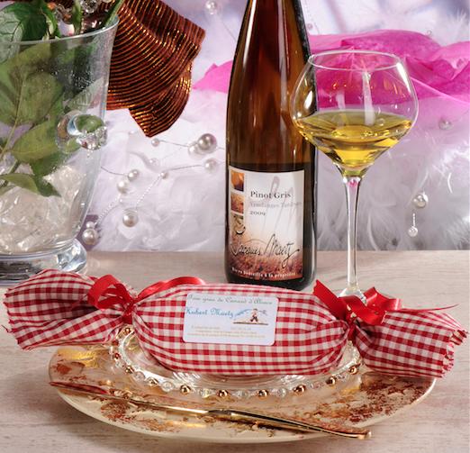 Foie Gras de  Canard et d'Oie   d'Hubert Maetz au Rosenmeer à Rosheim