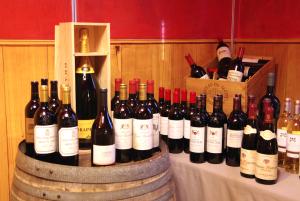 Vente de vins au Rosenmeer avec Hubert Maetz 2