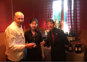 Vente de vins au Rosenmeer avec Hubert Maetz 6