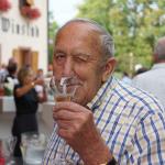 Garden Party au Rosenmeer à Rosheim chez Hubert Maetz