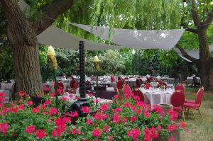 Garden Party au Rosenmeer chez Hubert Maetz