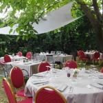 Garden Party le 13 juillet au Rosenmeer à Rosheim chez Hubert Maetz